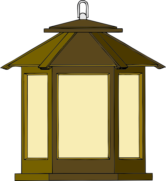 Lantern, Lamp, Light